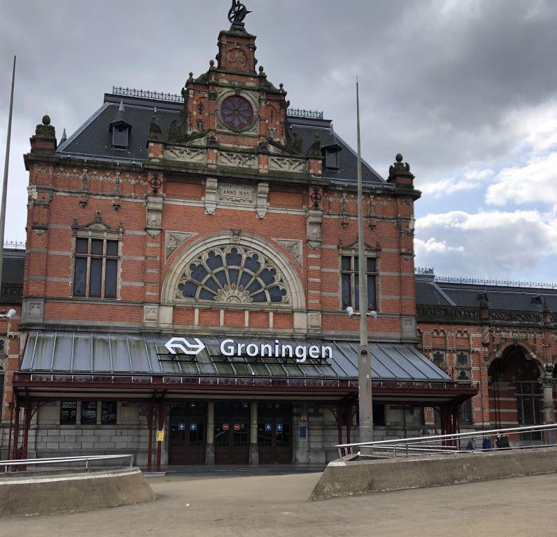 Treinstation Groningen