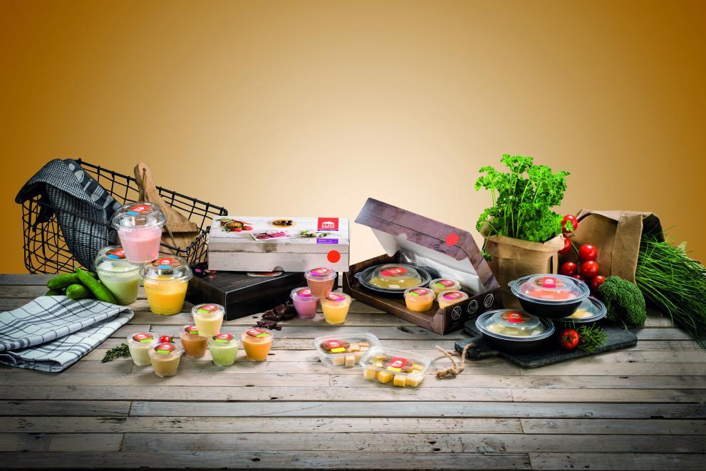 Voeding voor mensen met kauw- en slikproblemen
