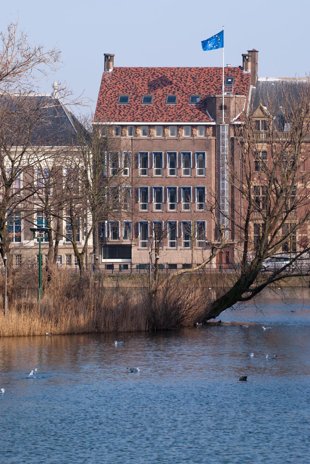 Huis van Europa in Den Haag