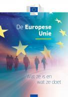 Cover brochure De EU wie ze is en wat ze doet
